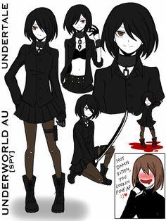 New Style [Underworld AU] by CNeko-chan.deviantart.com on @DeviantArt