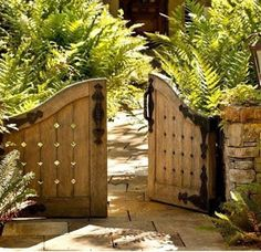31 Awesome Rustic Wooden Garden Gates You Never Seen Before - Fence gates are commonly used to protect the perimeters of a house or any property. It encloses an area for security. It is also used in order to show.