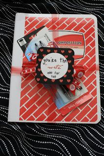 Valentines Printables and gift ideas for husbands