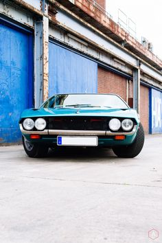 Lamborghini Espada GT 2