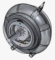 Tschudi Toroidal Piston Engine