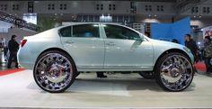Forgiato Fest Japan Lexus on - Big Rims - Custom Wheels Custom Wheels, Custom Cars, Donk Cars, Volvo Cars, Big Wheel, Bentley Continental, Hype Shoes, Car Tuning, Concept Cars
