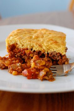 BBQ Beef Casserole. Winner. Supper easy and delicious (at least I thought so). Kids said too much bbq sauce and too many tomatoes. Hubs doesn't like cornbread. But what do they know?!