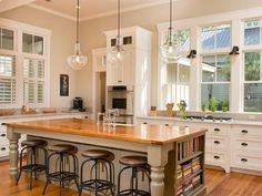 Photo Of White Kitchen Project In Bluffton, SC By Reclamation By Design, LTD