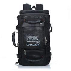 LOCAL LION 45L Waterproof Multi-Purpose Backpack