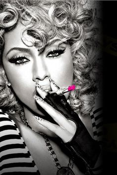 Keri Hilson. Celebrities. She Is Other.