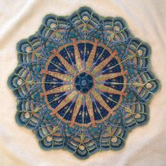 Inspiration: Crochet Mandalas | | All Free Crochet And Knitting Patterns