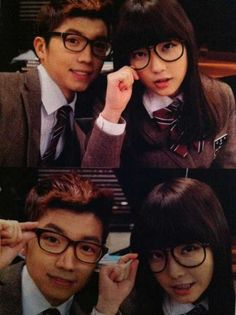 one of the many reasons I loved the drama dream high is Milky Couple ~ and Korean Celebrities, Korean Actors, Korean Dramas, Live Action, Dream High 2, Oh My Ghostess, Korean Tv Shows, Drama Fever, Woo Young