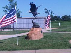Iowa Veterans Memorial
