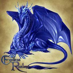 Dragon Bleu <3
