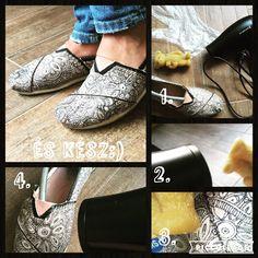 Wax - viasz, Toms shoes
