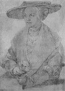 """New artwork for sale! - """" Portrait Of Susanne Von Brandenburg Ansbach by Durer Albrecht """" - http://ift.tt/2zEXjuh"""