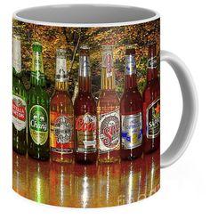 Do you like beer? 12 International beers on your coffee mug...