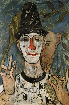 Francis Picabia (French, 1879-1953)Pierrot,  1932/1937