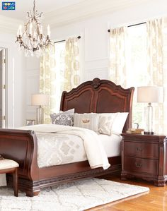 Surround yourself in elegance with the Cortinella bedroom collection.