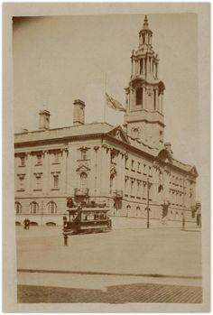 1900's Preston Town Hall