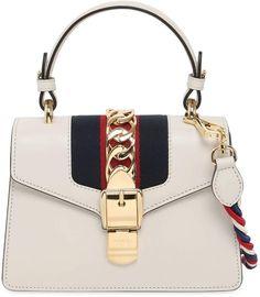 47877889686f Mini Sylvie Leather Shoulder Bag  handbags afflink. Pavlina Boycheva · Bags  and purses