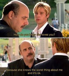 Discover and share Meet Joe Black Quotes. Explore our collection of motivational and famous quotes by authors you know and love. Meet Joe Black Quotes, Citations Film, Romantic Movie Quotes, Famous Movies, Famous Movie Quotes, Movie Love Quotes, Picture Quotes, Classic Movie Quotes, Famous Movie Scenes