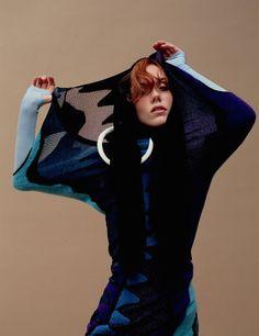 Publication: Interview Magazine June/July 2017 Model: Kiki Willems Photographer: Christian MacDonald Fashion Editor: Elin Svahn Hair: Tomo Jidai Make Up: Sally Branka PART II