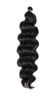 - Description - Qualities - How to Style - Pricing The Harlem 125 Kima Synthetic Braiding Hair Ocean Wave is very versatile and great for crochet styles such as loose wave. The curls really pop and ra Bohemian Hairstyles, Winter Hairstyles, African Hairstyles, Weave Hairstyles, Cool Hairstyles, Hairstyles Videos, Black Hairstyles, Crotchet Box Braids, Crochet Hair