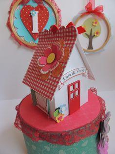 Casa da Vovó - Chapéuzinho Vermelho