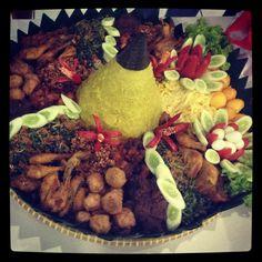 Nasi Kuning Indonesia