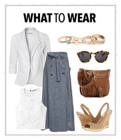 """Weekend Warrior"" by kiwipenguin on Polyvore featuring Glamorous, Marissa Webb, With Love From CA, Illesteva, Rebecca Taylor, Lilly Pulitzer and Weekends"