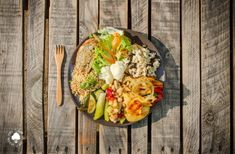 Cobb Salad, Ethnic Recipes, Food, Vegetarian Recipes, Essen, Meals, Yemek, Eten