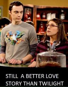 """You are a vixen Amy Farrah Fowler,"" - Dr. Sheldon Cooper."