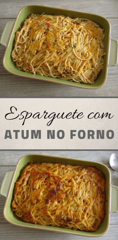 If you have few ideas for dinner, we suggest this simple and tasty recipe of spaghetti with tuna in the oven! With a little imagination you can turn a recipe like this in a delicious dinner. Tuna Recipes, Healthy Recipes, Quick Recipes, Clean Eating Snacks, Healthy Eating, High Calorie Diet, Good Food, Yummy Food, Healthy Food Delivery