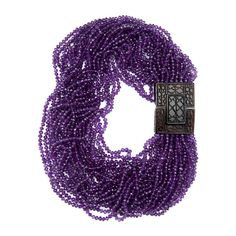 Patricia von Musulin - Amethyst Necklace ($3,000) ❤ liked on Polyvore