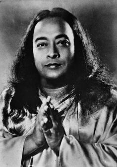 """Meditate more and more deeply, until calmness and joy become second nature to you. To be ecstatic is not difficult. It is thinking that it is difficult that holds you apart from it. Never think of divine joy as distant from you, and it will be with you always."" -Paramhansa Yogananda #Kriya #Yoga"