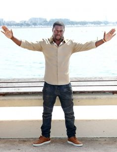 Funny Man Kevin Hart in Cannes, France