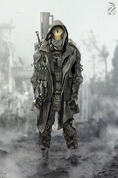 Bounty Hunter. by duster132