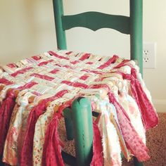 Woven Fabric Chair Seat
