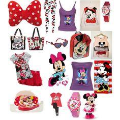 Minnie Mouse Stuff