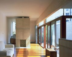 The Long House - Grafton Architects