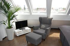 Kunsthaus Deluxe Studio 27 Floor Chair, Apartments, Flooring, Studio, Furniture, Home Decor, Decoration Home, Room Decor, Wood Flooring