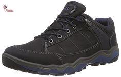 Ecco  ECCO ULTERRA MEN'S, Chaussures de fitness outdoor hommes - Noir - Schwarz (BLACK/DENIM BLUE), 45 EU - Chaussures ecco (*Partner-Link)