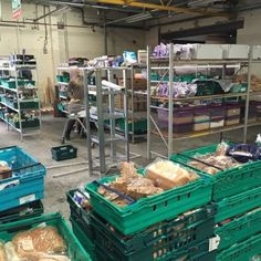 The UK's first food waste supermarket opens