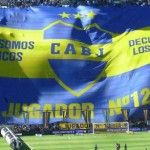 Canzone de La 12 del Boca Juniors, River decime que se siente | Football a 45 giri