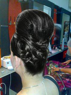 Helmet Hair, Updos, Dreadlocks, Hairstyle, Beauty, Up Dos, Hair Job, Hair Style, Hairdos
