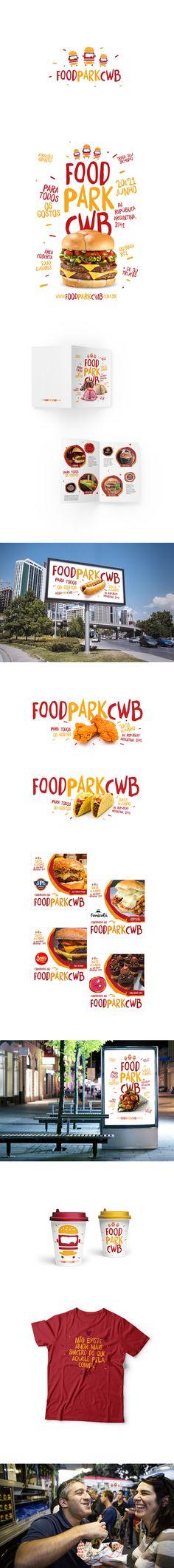 Food Park CWB on Behance