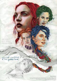 Eternal Sunshine of the Spotless Mind - ''Quadruple Clementines'' - artist unknown ----