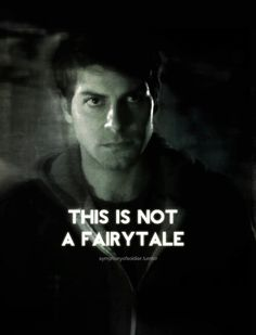 Grimm- truer words were never spoken- some of the monsters on this show will give you nightmares.........great show!