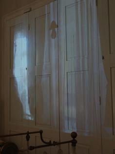 Lizzie Calligas-the projection -Panaretos House, Potamos,Kythera