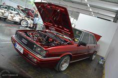Audi 80 GTE – Vorhang auf!  http://www.autotuning.de/audi-80-gte-vorhang-auf/ Airbrush, Audi 80, Audi Tuning News