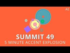 Summit 49 - 5 Minute Accent Explosions - After Effects - YouTube Select the shape layer and type shift command n to create a mask layer of the same shape.  Adjust mask expansion to a negative number to reveal the shape.  Duplicate the mask and subtract to give a more interesting pop.