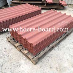 New Profile Big Six Fiber Cement Roof Tile