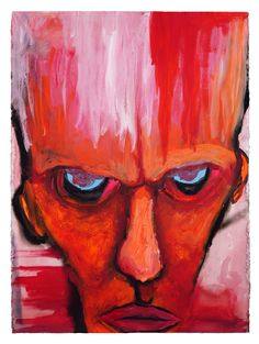 Morning - Painting by Marilyn Manson Arte Marilyn Manson, Marilyn Manson Paintings, Brian Warner, Face Art, Art Faces, Portrait Art, Portraits, Look At You, Art Sketchbook